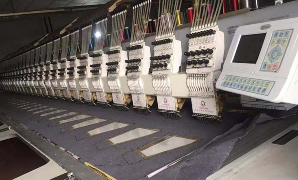 广东某纺织公司纺织厂物资运送到吉布提